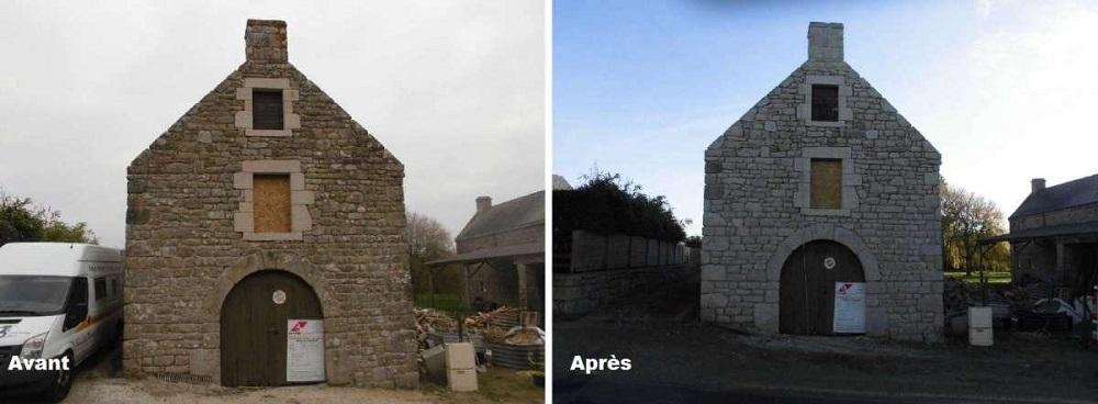 decapage-maison-granit-aerogommage-systeme