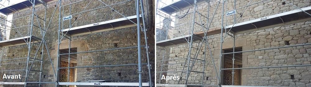 decapage-maison-pierre-aerogommage-systeme