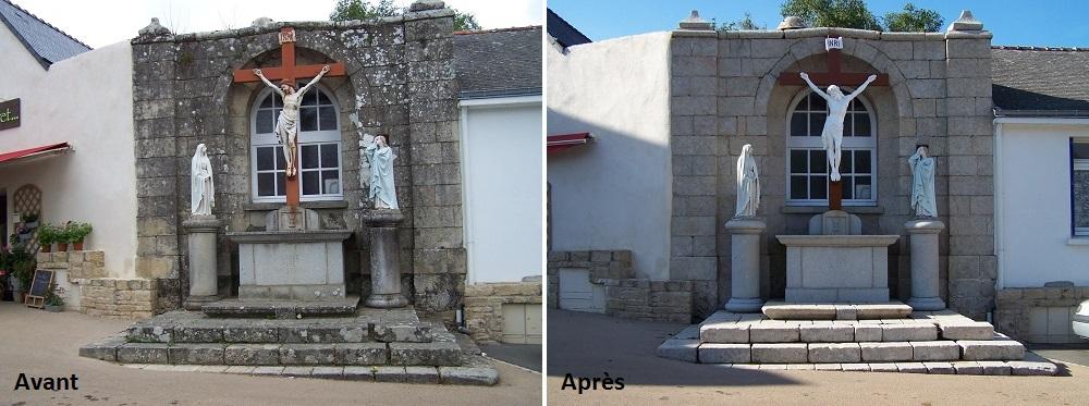 decapage-sablage-monument-statue-croix-aerogommage-systeme